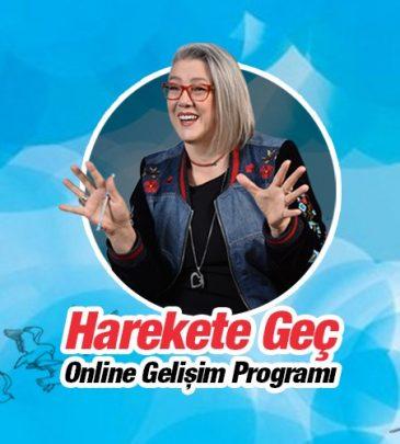 Harekete Geç Online Gelişim Programı