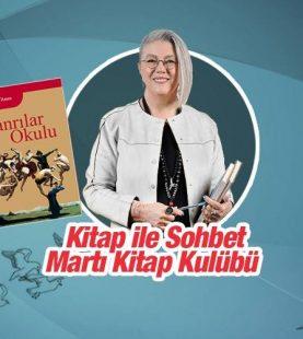 Kitap İle Sohbet TO – Martı Kitap Kulübü